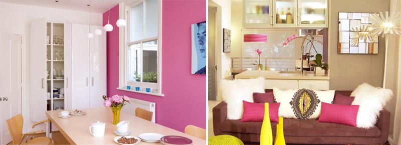 Abbinare il colore dei mobili alle pareti