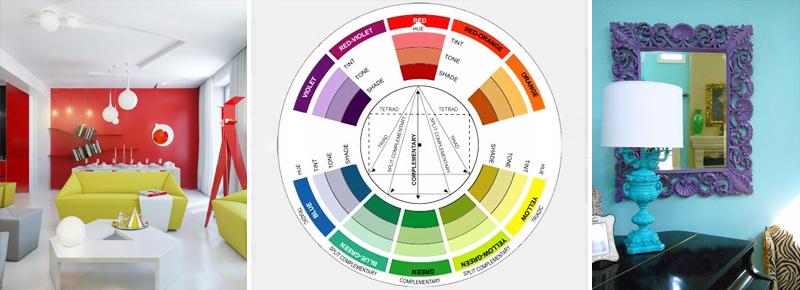 Come abbinare i colori di pareti e mobili foto pourfemme - Colori delle pareti di casa ...