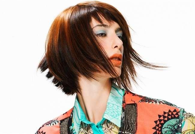 Taglio capelli caschetto scalato, le idee da copiare [FOTO]