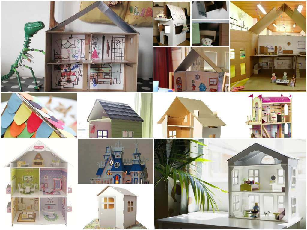 Mobili per bambole fai da te myshabbycountrydreams for Casa di barbie youtube