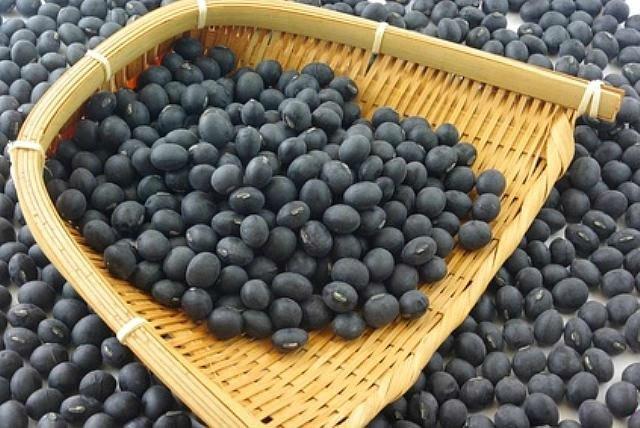 fagioli soia neri