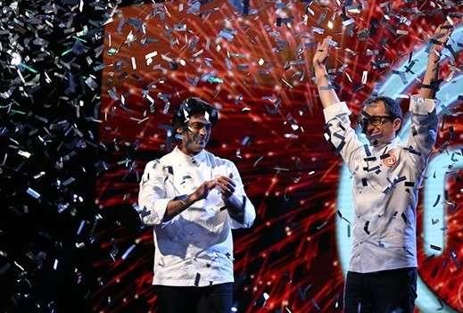 Federico vincitore di MasterChef Italia 3