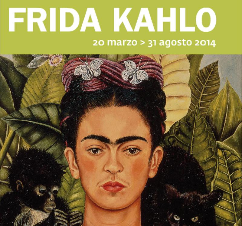 Mostra da vedere: Frida Kahlo a Roma