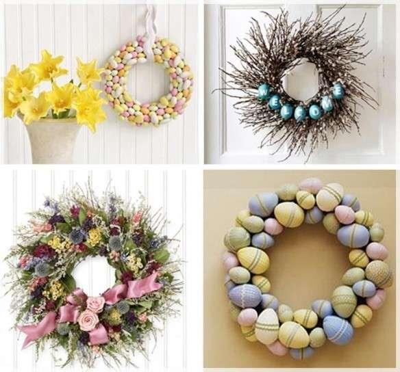 Pasqua fai da te: ghirlande decorative [FOTO]