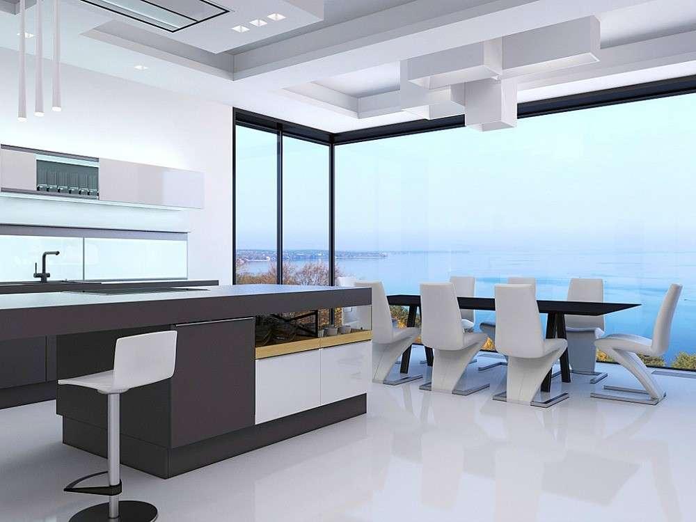 Arredamento minimal chic e di design foto pourfemme for Arredamento case moderne foto