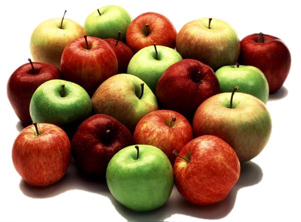 mele nella dieta