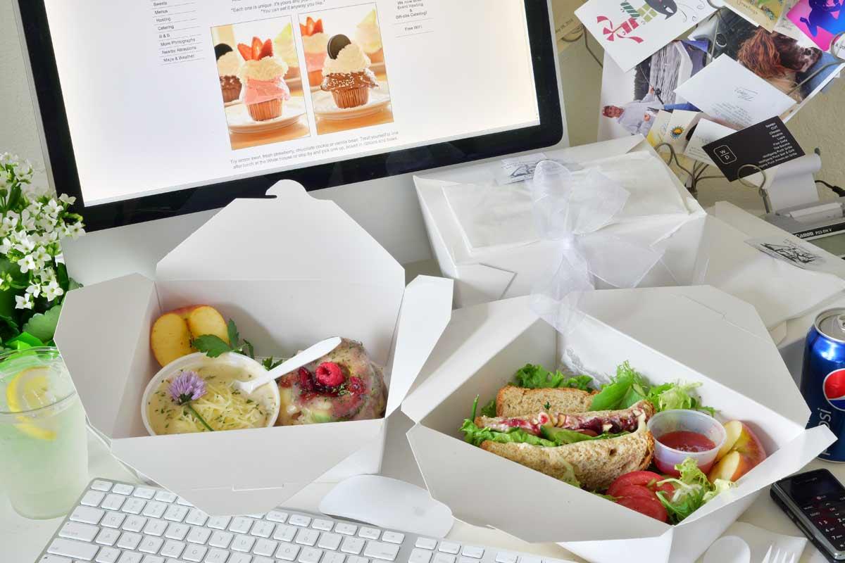 pranzo ufficio