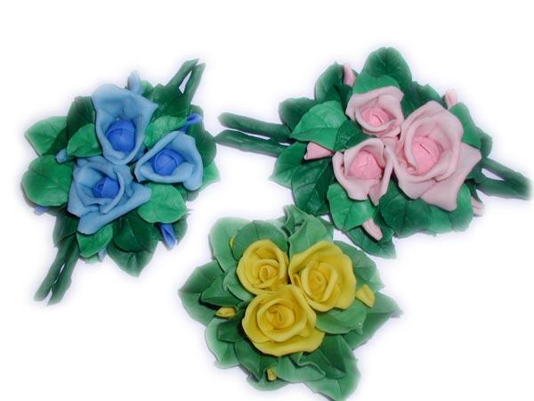 fiori di pasta di sale