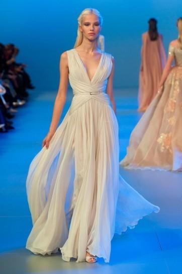 vestito da sposa romantico