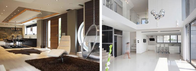Le pi belle ville moderne di design foto pourfemme for Interni case belle