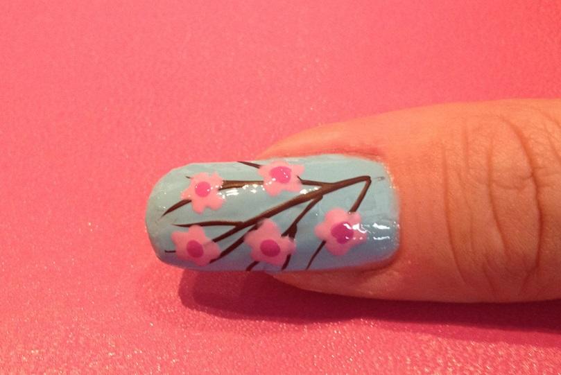 Nail art di Romy