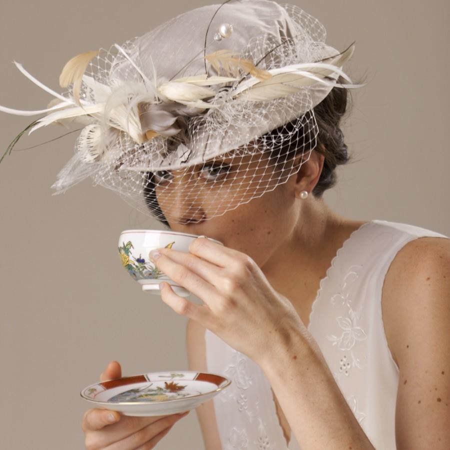 cappello sposa bon ton