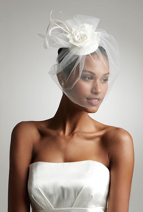 cappello sposa chic
