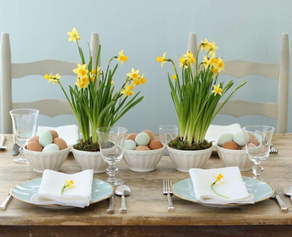 Pasqua, centrotavola fai da te: istruzioni e idee [FOTO]