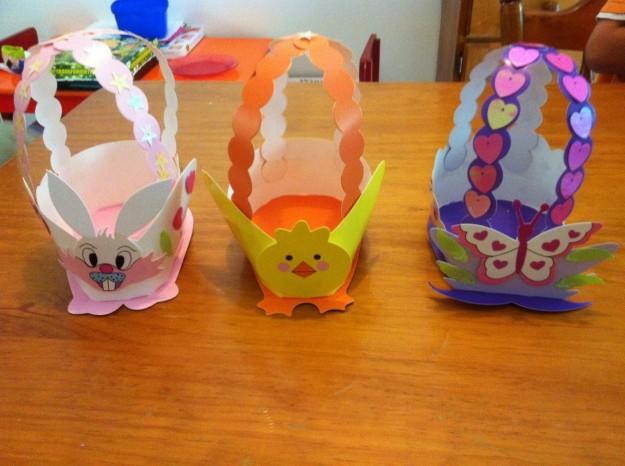 Lavoretti di Pasqua: vota il più bello
