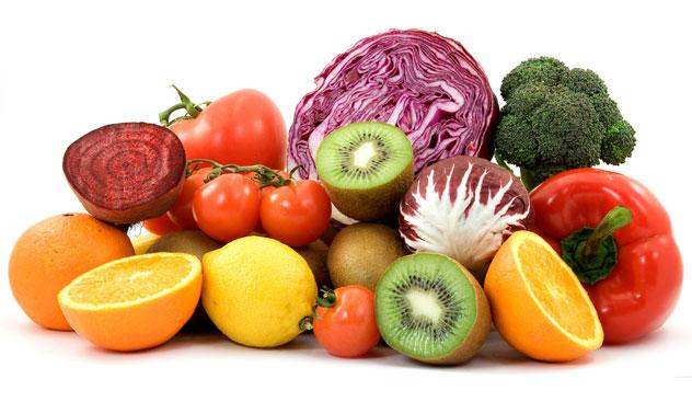 frutta e verdura dimagrire