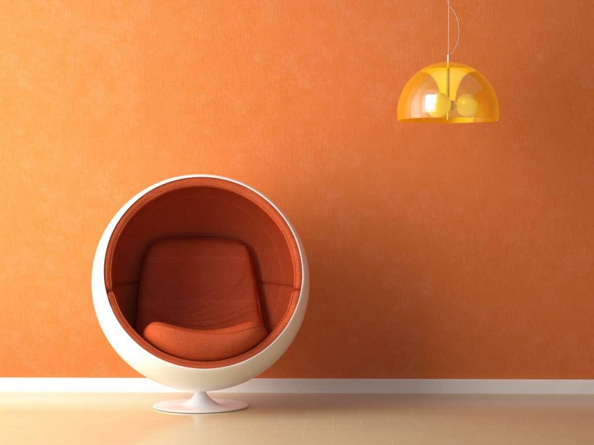 I colori caldi per la tua casa: idee per pareti e arredamento [FOTO]