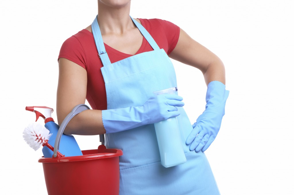 pulire modo naturale