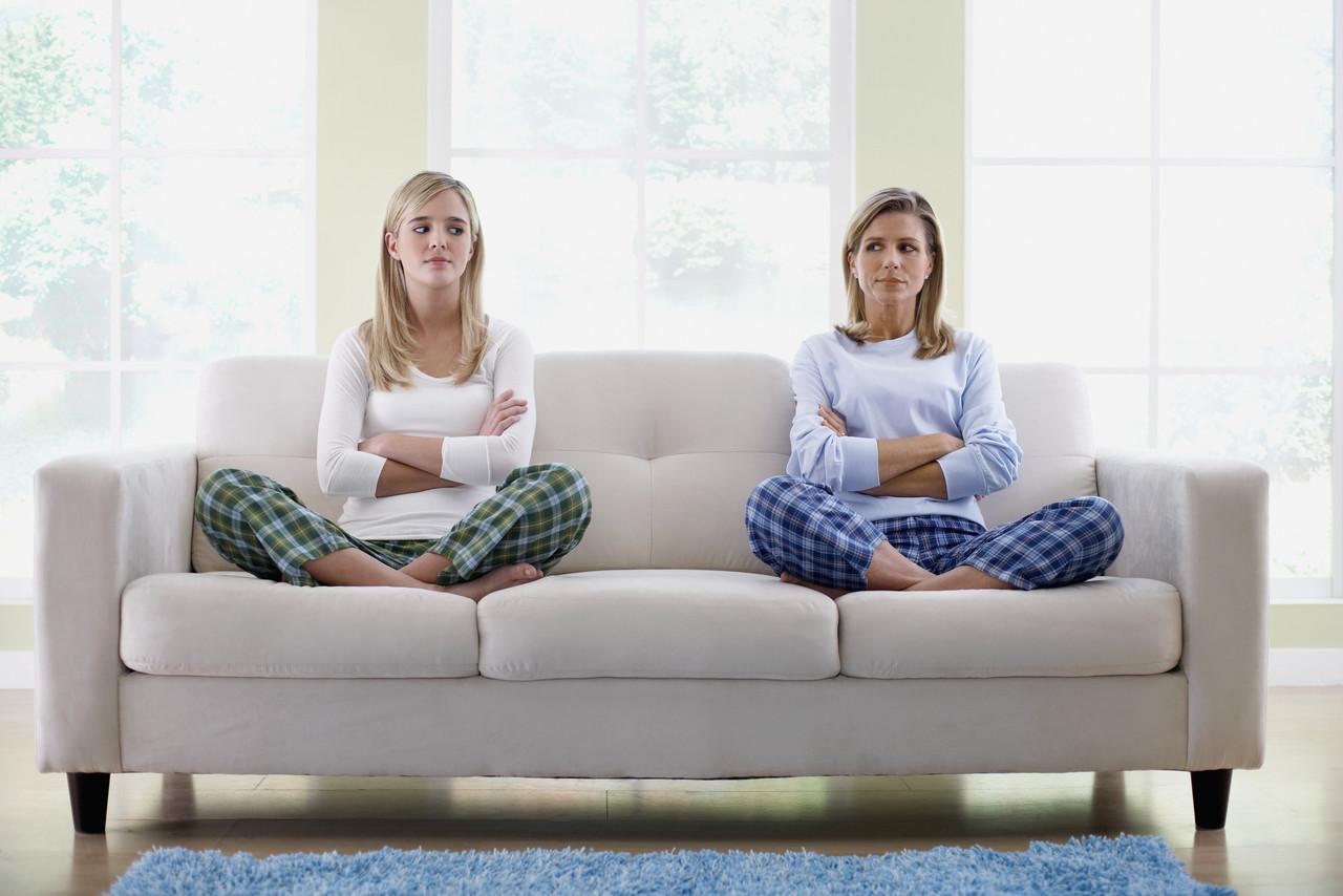Rivalità madre e figlia: come andare d'accordo