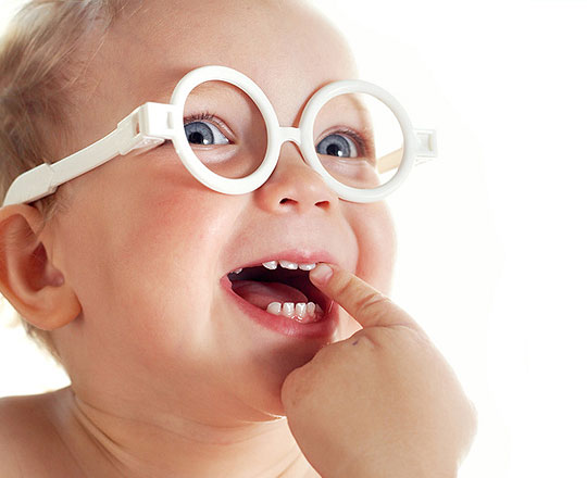 Ipermetropia nei bambini