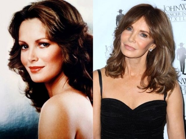 Jaclyn Smith di Charlie's Angels