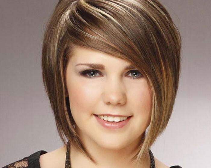 Tagli di capelli su donne robuste