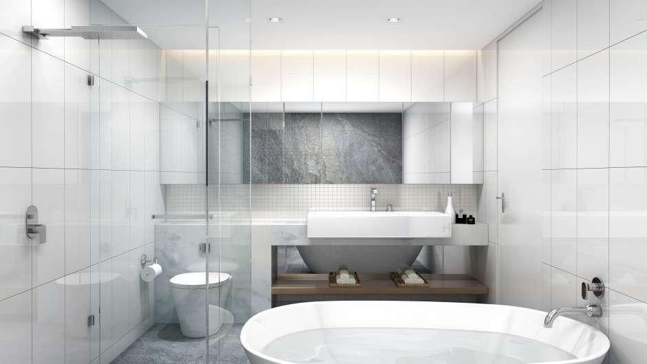 Idee per arredare il bagno foto tempo libero pourfemme - Arredo bagno stile spa ...