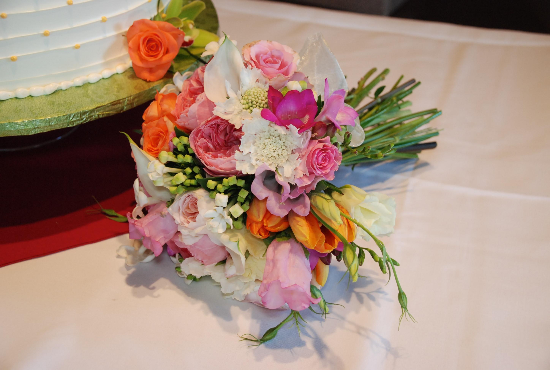 bouquet sposa estivo campagna