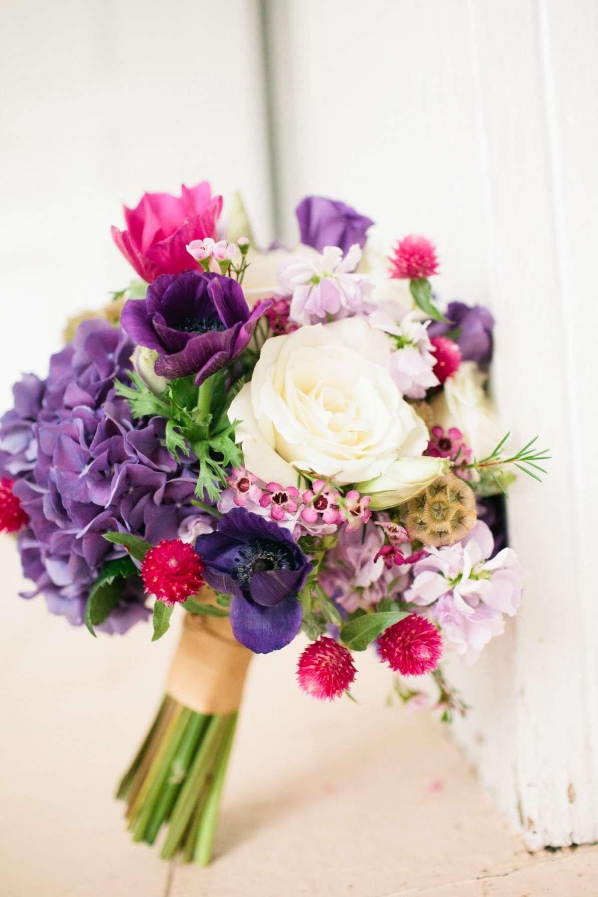 Bouquet Sposa Estivo.Bouquet Sposa Estivi Consigli Per La Scelta Foto Pourfemme