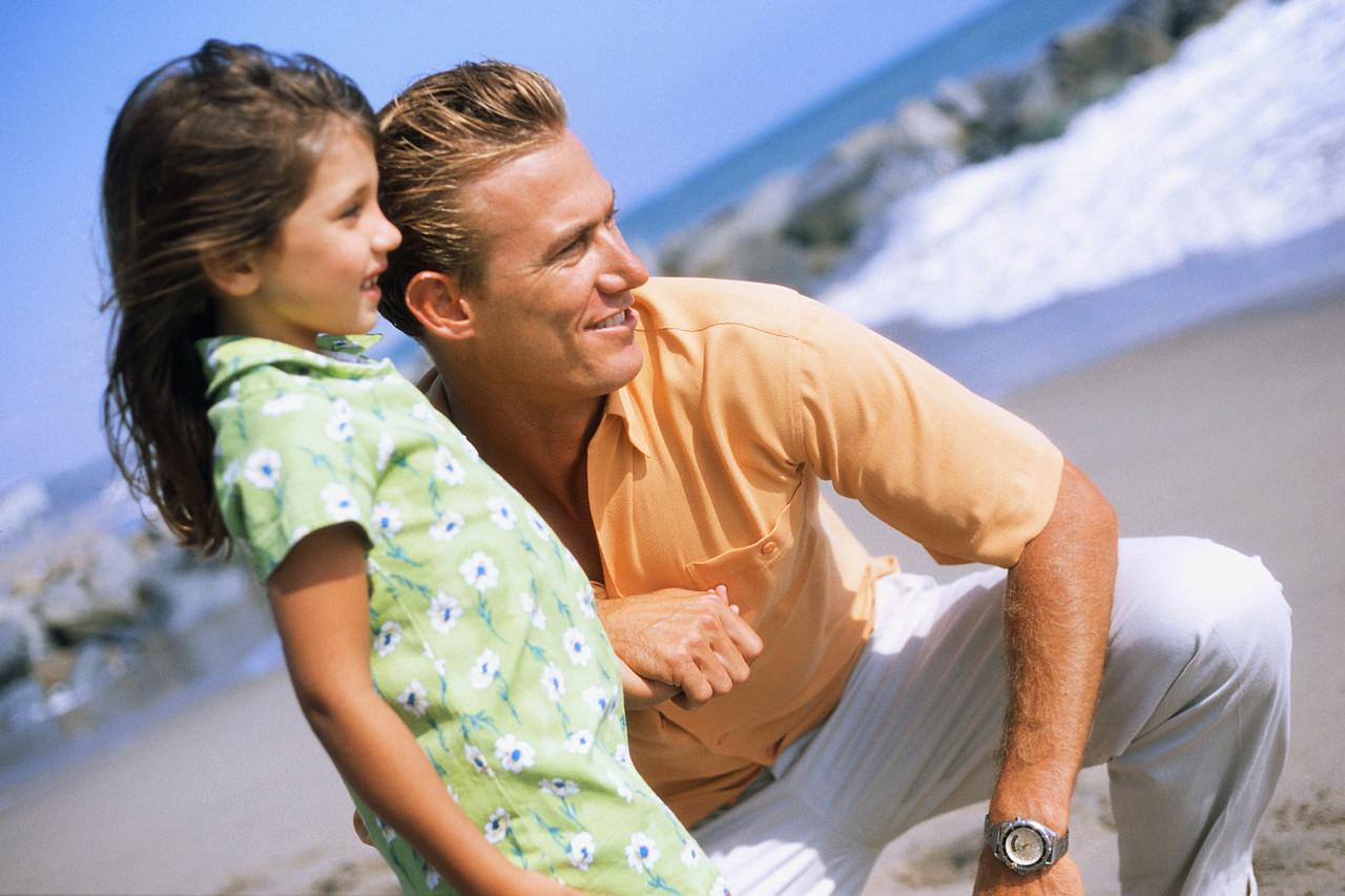 Perchè i papà sono gelosi delle figlie