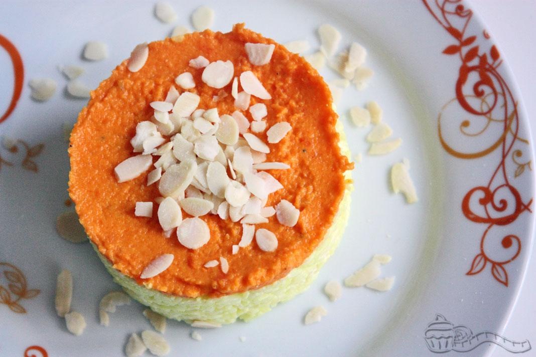 Riso basmati allo yogurt e carote, ricetta light