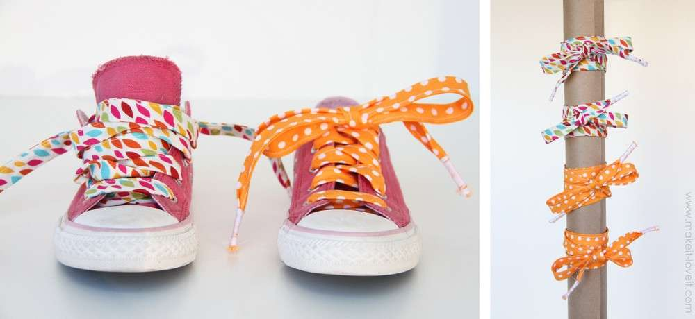 Tanti modi per allacciare le scarpe