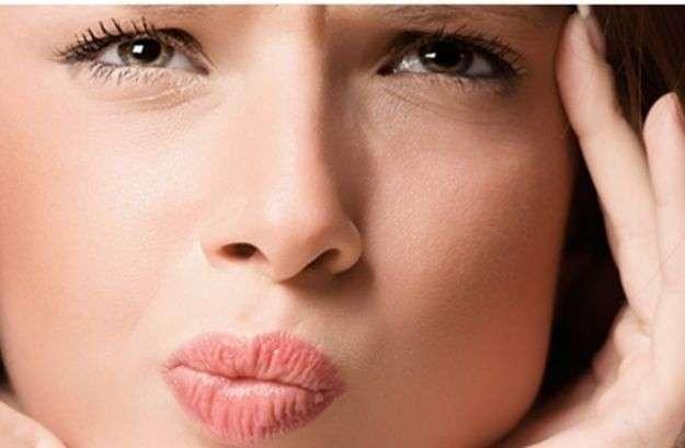 Come nascondere l'herpes labiale con il trucco [FOTO]
