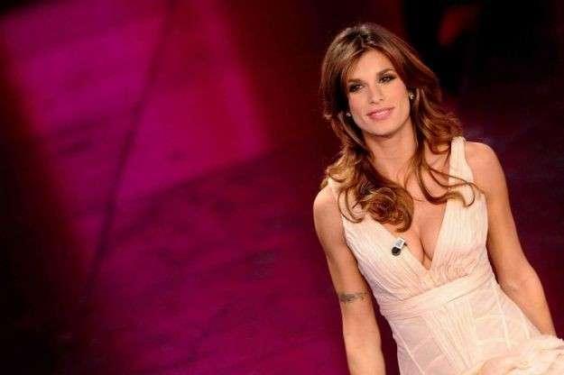 Beauty look di Elisabetta Canalis