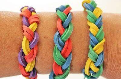Come fare braccialetti con elastici: 10 idee da realizzare [FOTO]