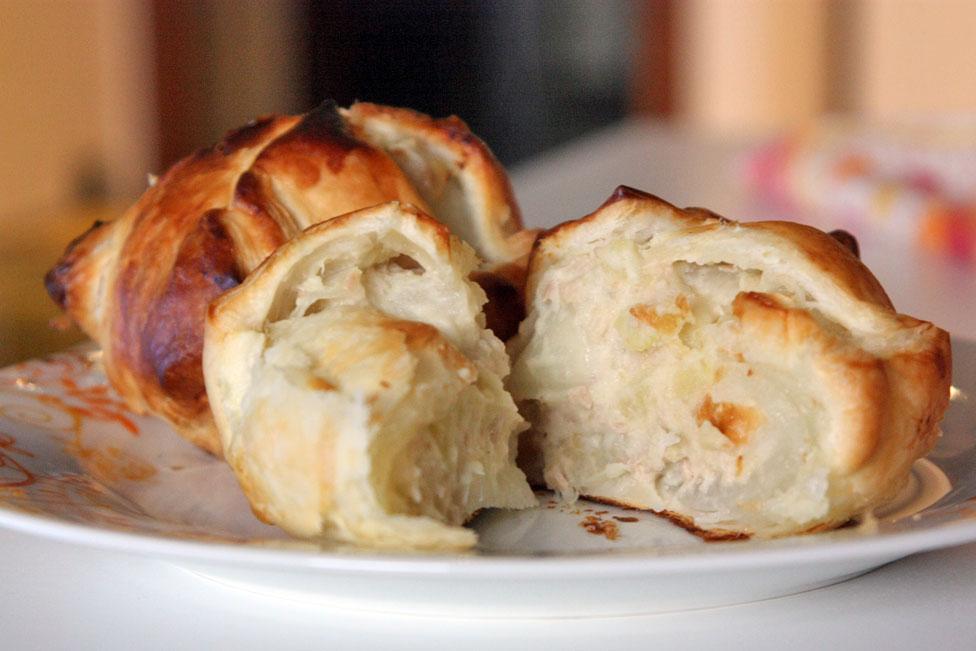Cipolle in crosta, ricetta light