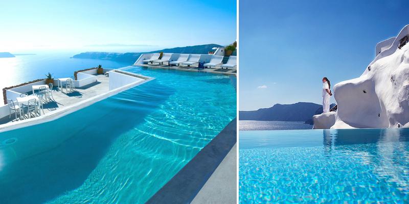 Le piscine più belle della Grecia