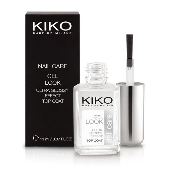 Gel Top Coat Ultra Brillante di Kiko