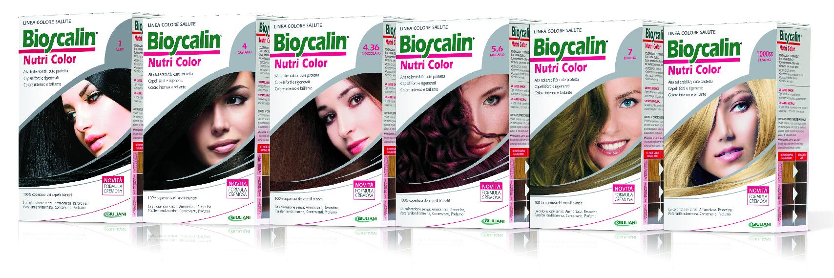Bioscalin® Nutri Color Balsamo, il trattamento anti-caduta che rispetta il capello