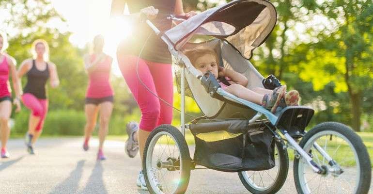 Baby fitness post parto