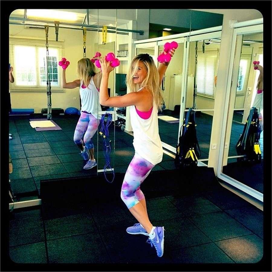 Il fitness delle star: le attività sportive preferite dalle celebrities [FOTO]
