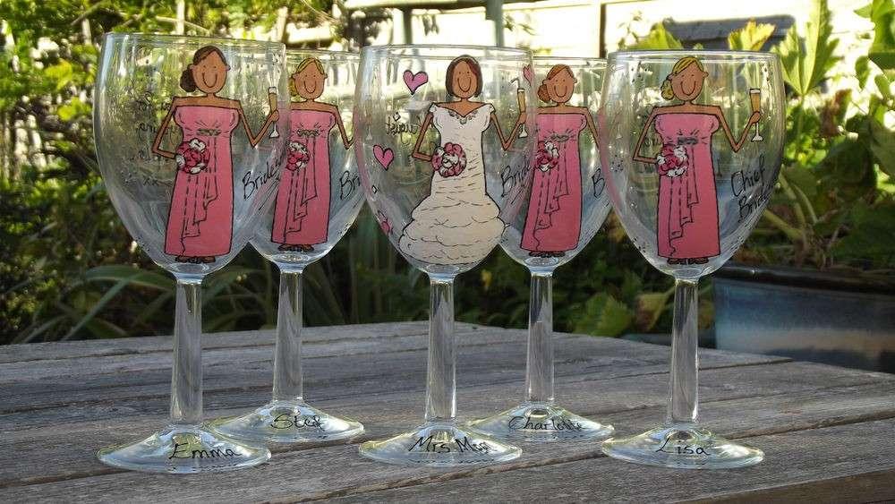 Bicchieri personalizzati fai da te