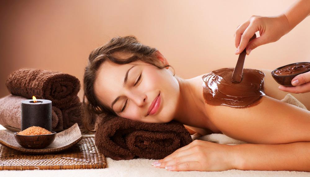 cacao sulla pelle