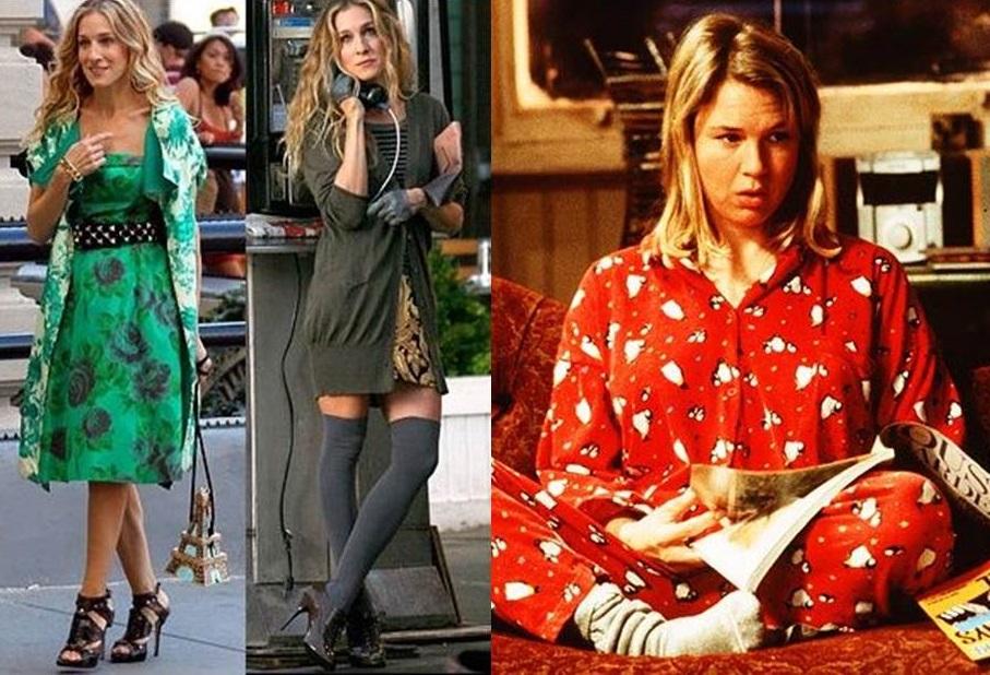 Bridget Jones o Carrie Bradshaw, quale ti assomiglia di più? [TEST]