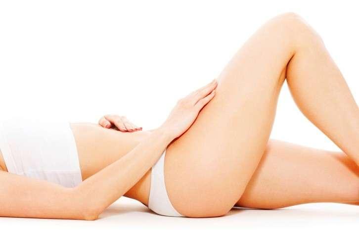 Cellulite ginocchia