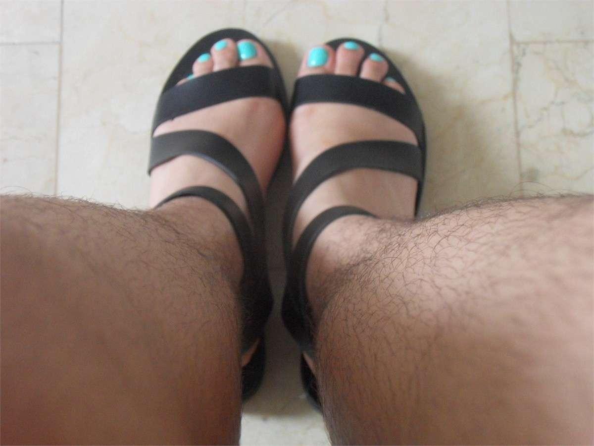 Gambe pelose: le ragazze che hanno detto no alla ceretta [FOTO]
