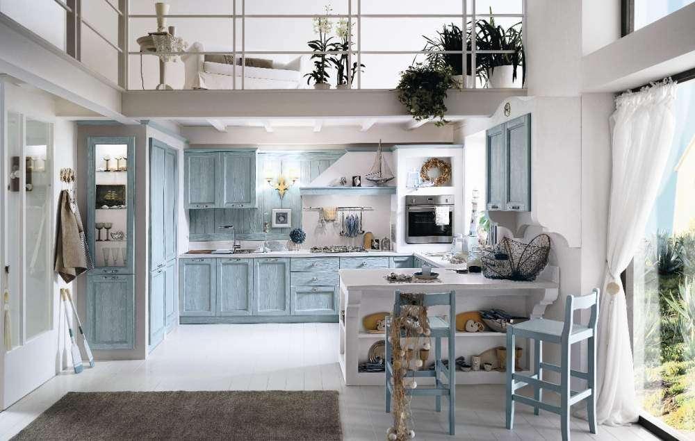 Cucine in muratura tante idee di stile e design [FOTO] | Pourfemme