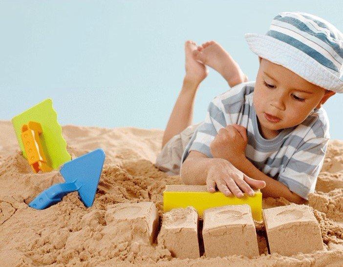 Giochi Con La Sabbia Per Bambini Pourfemme