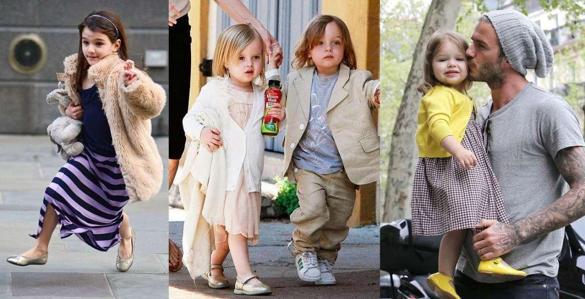 Baby vip: i look più fashion dei figli delle star [FOTO]