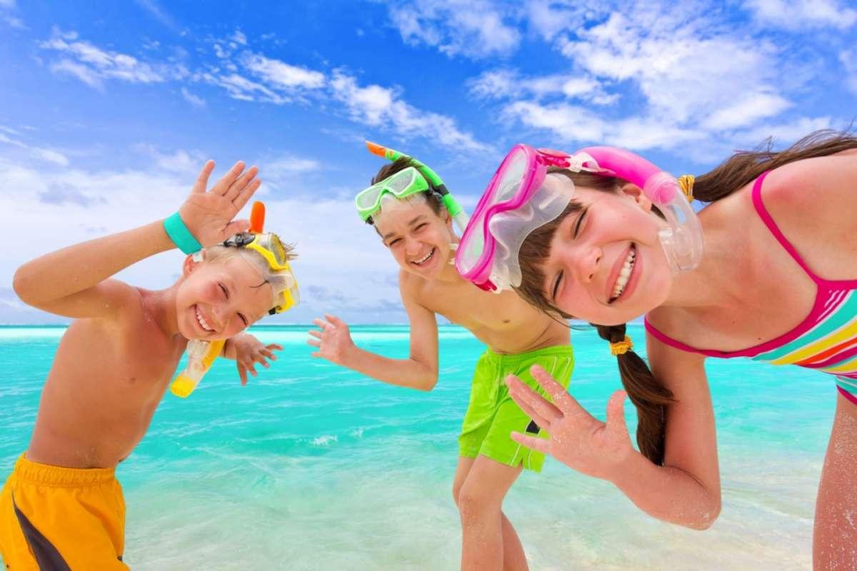 Foto Divertenti Bambini Al Mare giochi da fare al mare coi bambini [foto] | pourfemme